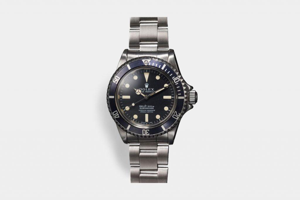 Rolex Submariner Steve McQueen 1967