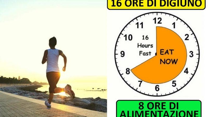 Cos'è la dieta del digiuno intermittente?